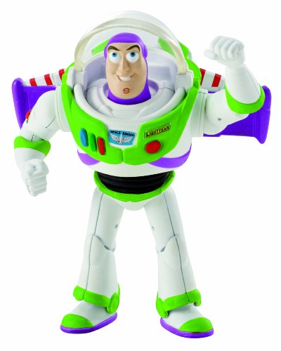 "Disney/Pixar Toy Story Buzz with Wings Figure, 4"" - 1"