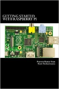 Raspberry Pi Book from Tenet Technetronics