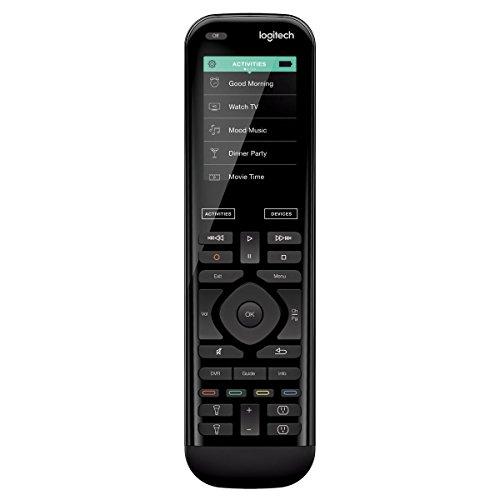 Logitech Harmony Elite   Telecomando Universale touchscreen per sistemi di intrattenimento domestico
