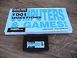 Quiz Wiz Electronic Question & Answer Game - Book 14 - 1993 By Tiger Electronics Ltd.
