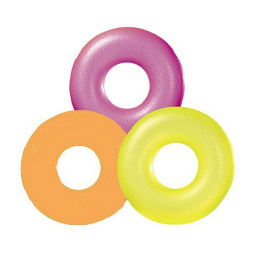 "Intex Frost Tube Inflatable Sturdy Swim Pool, 36"" (2-Pack Assorted )"