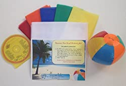 Summer Fun Scarf Activity Kit
