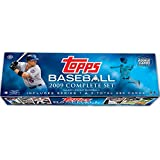 Topps MLB Baseball Cards 2009 Complete Factory Set (660 Cards Plus 10-Card Rookie Variation Pack)