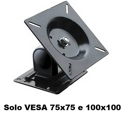 STAFFA SUPPORTO BRACCIO GIREVOLE O INCLINABILE (1127) per TV/LCD/LED 13