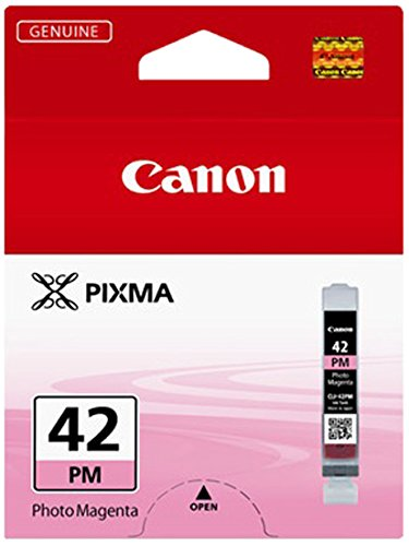 CLI-42PM - Tintenpatrone - 1 x farbstoffbasiertes Foto-Magenta (Canon Foto Printer compare prices)