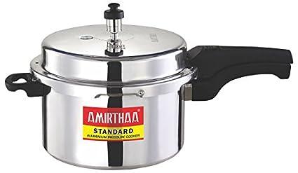 Amirthaa-AM_114-STANDARD-Aluminium-5-L-Pressure-Cooker-(Outer-Lid)