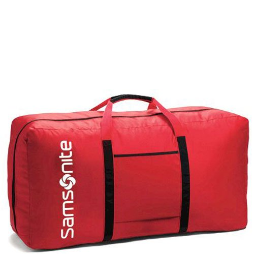 Samsonite Tote-A-Ton Duffel Bag-Red