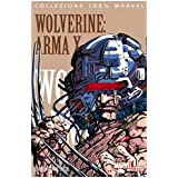 Arma X. Wolverinedi Barry Windsor-Smith