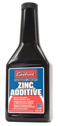 Edelbrock 1074 High Performance Engine Oil Additive With