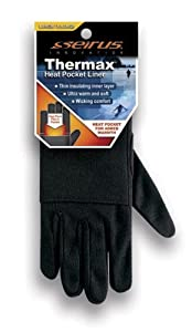 Seirus Innovation Thermax Heat Pocket Glove Liner