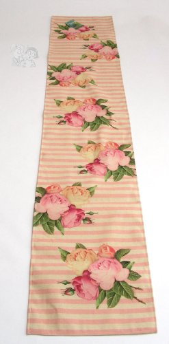 Manual Table Runner, Yorkshire Cottage