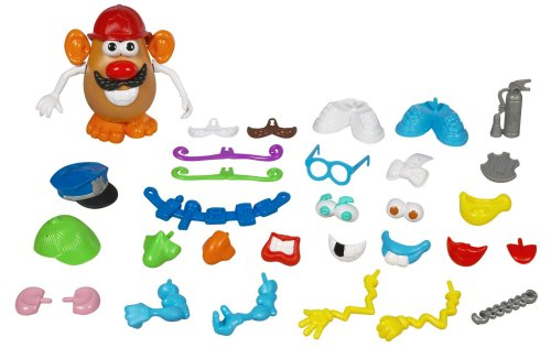 Playskool Mr. Potato Head Silly Suitcase (35pcs.)