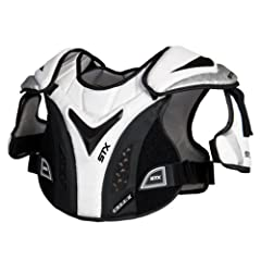 STX Lacrosse Cell 2 Shoulder Pad by STX