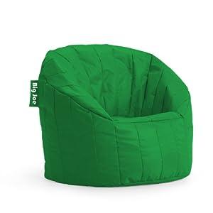Big Joe Lumin SmartMax Fabric Chair, Elf Green