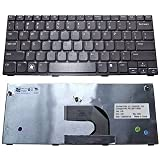 Exilient Laptop Keyboard For Dell Inspiron Mini 1012, 0V3272, V3272, PK1309W1A00, PK1309W2A00