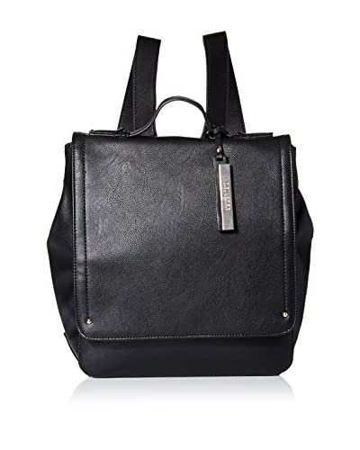 Kenneth Cole Reaction Women's Structure Backpack, Black As You See