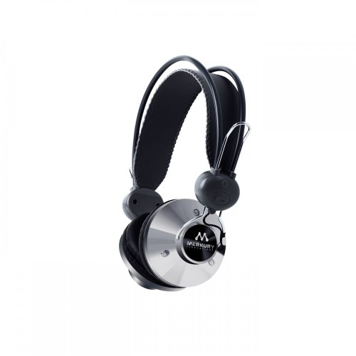 Merkury Innovations Sounddome Headphones - Chrome (M-Hl160)