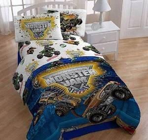 Monster Bedding For Boys front-1026867