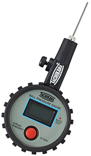 Tachikara DIGI-GUAGE Digital Air Pressure Gauge.