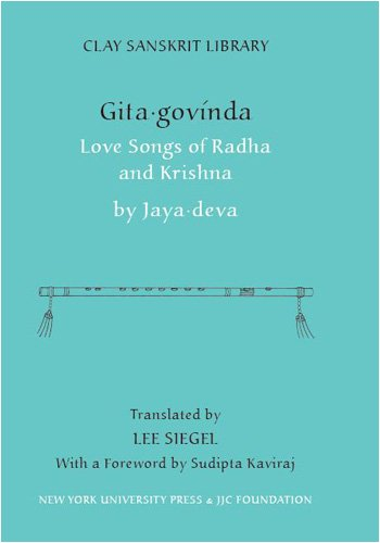 Gita Govinda: Love Songs of Radha and Krishna (Clay...