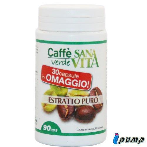 SanaVita Caffe verde 90cps