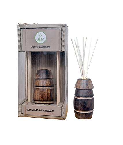 Aromax Magical Lavender Reed Diffuser Set