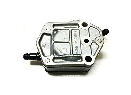 ITACO Fuel Pump 6A0-24410 692-24410-00-00 692-24410-00 for Yamaha 2-Stroke 25HP 30HP 40HP 50HP 55HP 60HP 75HP 90HP Outboard Motor
