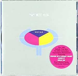 90125 [Expanded & Remastered] (Us Release)