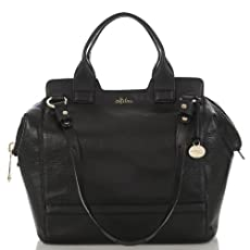 Atelier Hingham Large Satchel<br>Black