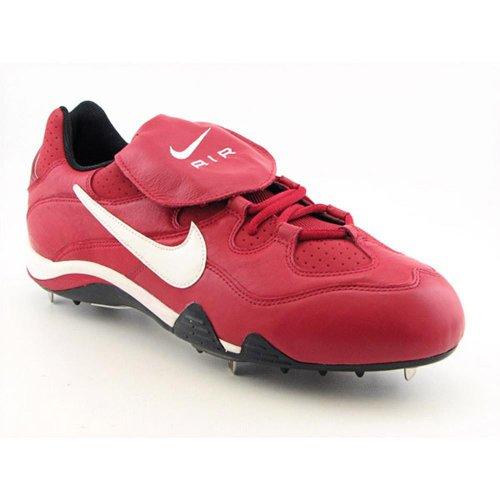 Nike Air Clipper Baseball Cleats Baseball Cleats Shoes Red Mens Nike ... 4c881f7e13f7