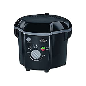 Rival CF106 1-Liter Deep Fryer - White