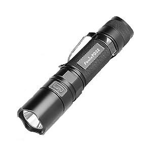 Fenix PD32 LED Flashlight with 330 Lumens, Black FENIX-PD32-S2