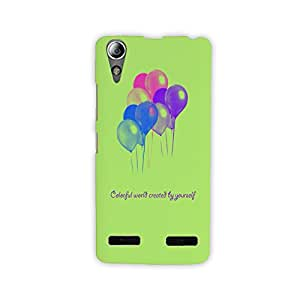 The Palaash Mobile Back Cover for Lenovo A6000