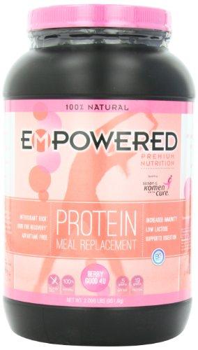 Empowered Nutrition Berry Good 4 U Protein Powder, 2 Pound