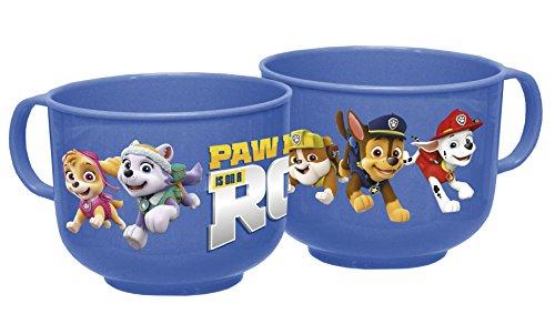 PAW PATROL - Tasse plastique avec anse Pat'Patrouille