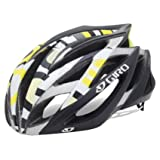 GIRO Ionos Road/Race Helmet, Yellow/White, L