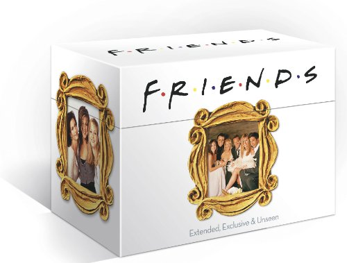 Friends - Season 1-10 Complete Collection (15th
