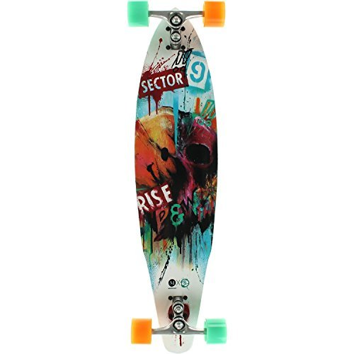 sector-9-rise-and-fall-complete-longboard-skateboard-912x40-sidewinder-artist-series-by-sector-9