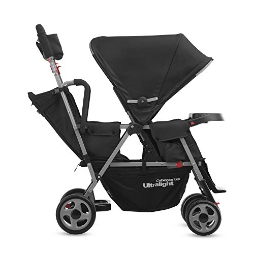 Joovy Caboose Too Ultralight Stroller, Black