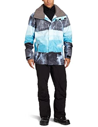 Buy Quiksilver Snow Mens Next Mission Slate by Quiksilver
