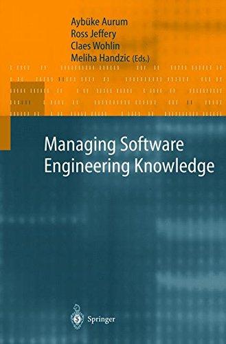 Managing Software Engineering Knowledge (Tapa Dura)