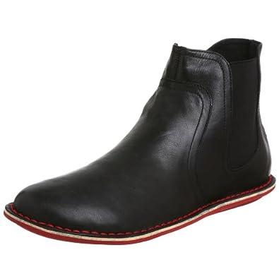 Ideal Boot,Muffler Negro/Pasos Caproig,43 EU (US Men's 10 M): Shoes