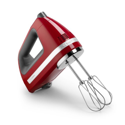 Red Kitchen Aid Mixer front-153630