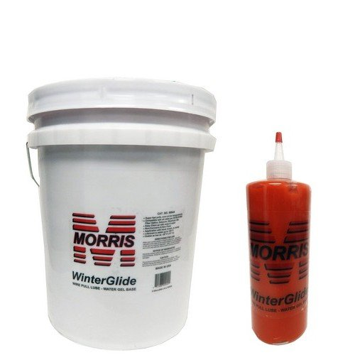 Morris 99940 Cold Weather Pulling Lubricant Gel, 1 quart (Wire Pulling Gel compare prices)
