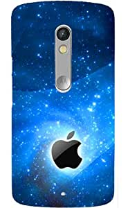 Doyen Creations Designer Printed High Quality Premium case Back Cover For Moto X Style