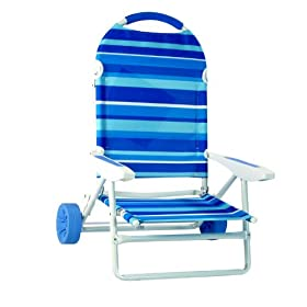 Beach Chair on Wheels