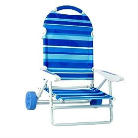 Beach Chair on Wheels