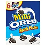 Oreo Mini Snack Packs x 6