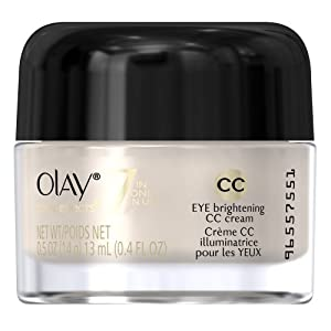 Olay Total Effects Eye Brightening Cc Cream, 0.4 Fluid Ounce