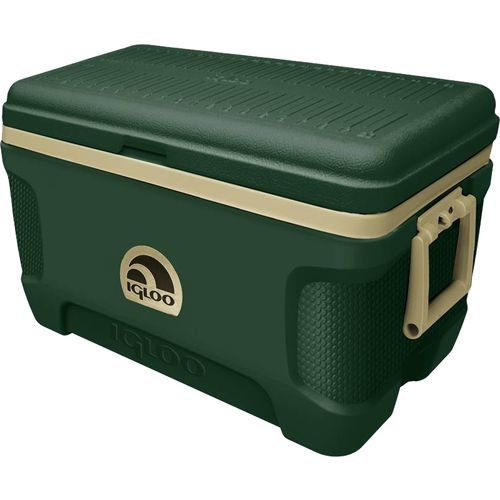 Igloo Contour Sportsman 52-qt. Cooler, Color: Dark Green, Liter: 52 Qt (52 Quart Cooler compare prices)